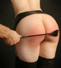 pisk BDSM SM spanking smæk