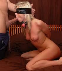 BDSM blindfold erotiske historier