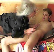 Mormors sex