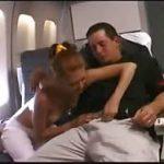 onani i flyet